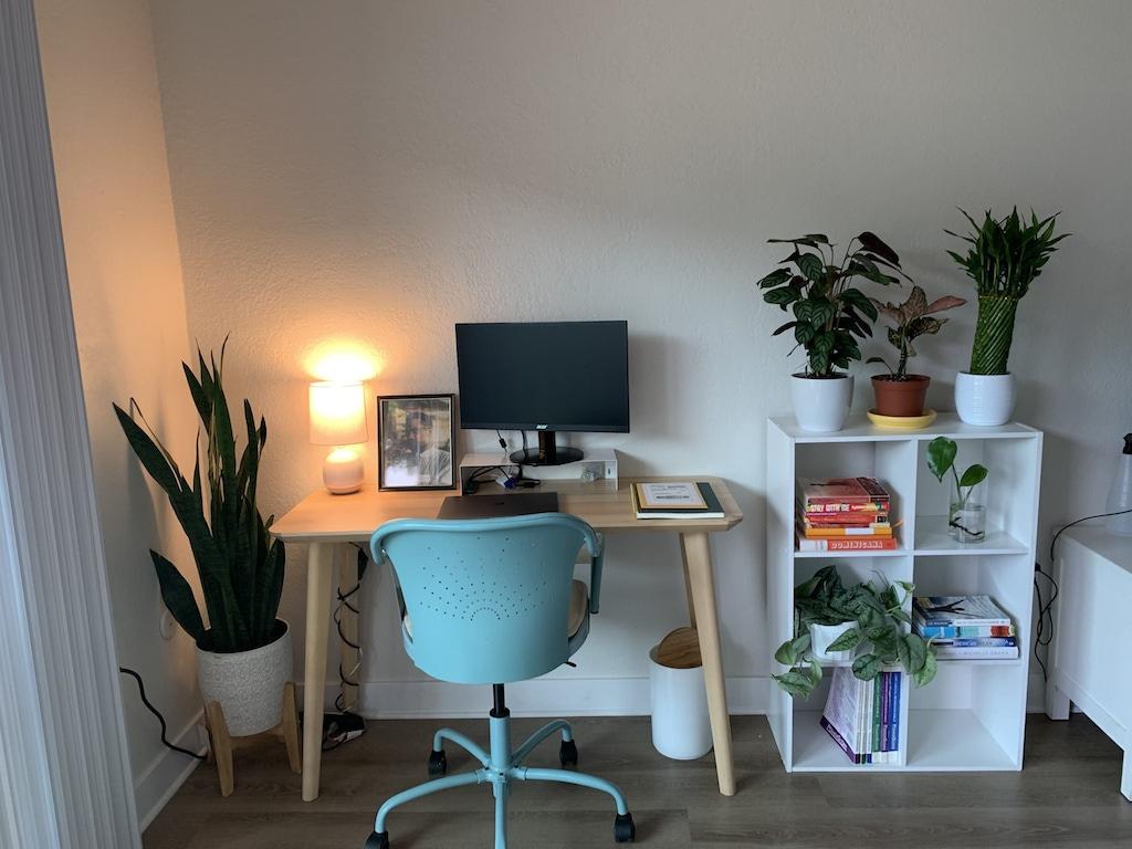 Danyeli Rodriguez Del Orbe's workspace.